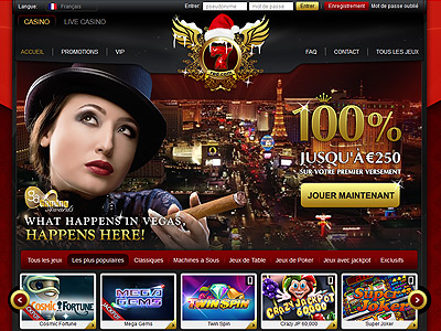 Casino en ligne 7Red