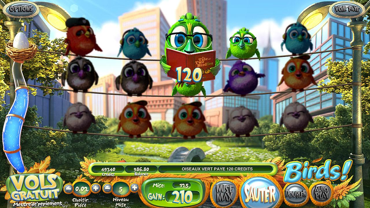 Casino bird
