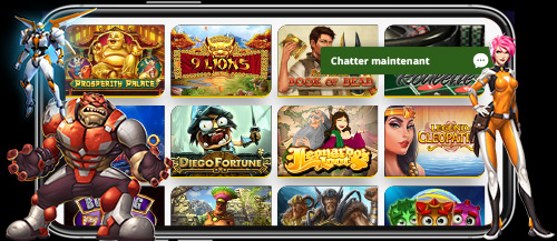 Le casino Ma Chance est disponible sur mobile et tablette !