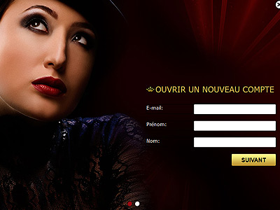 Inscription casino en ligne 7Red
