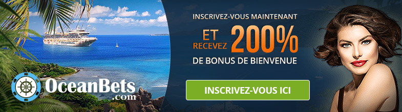 Inscription Casino en ligne OceanBets