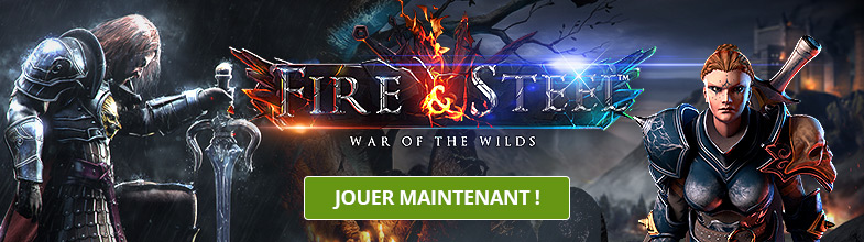 Machine à sous Fire and Steel de Betsoft Gaming