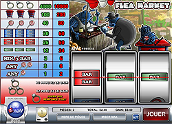 Jouer à Flea Market sur Casino Play2Win !