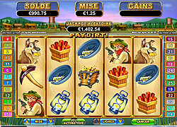Pay Dirt! Une slot Real Time Gaming en ligne