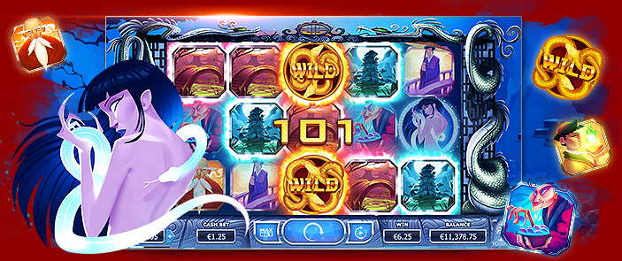 Slots machines gratuites Legend of the White Snake Lady d'Yggdrasil Gaming