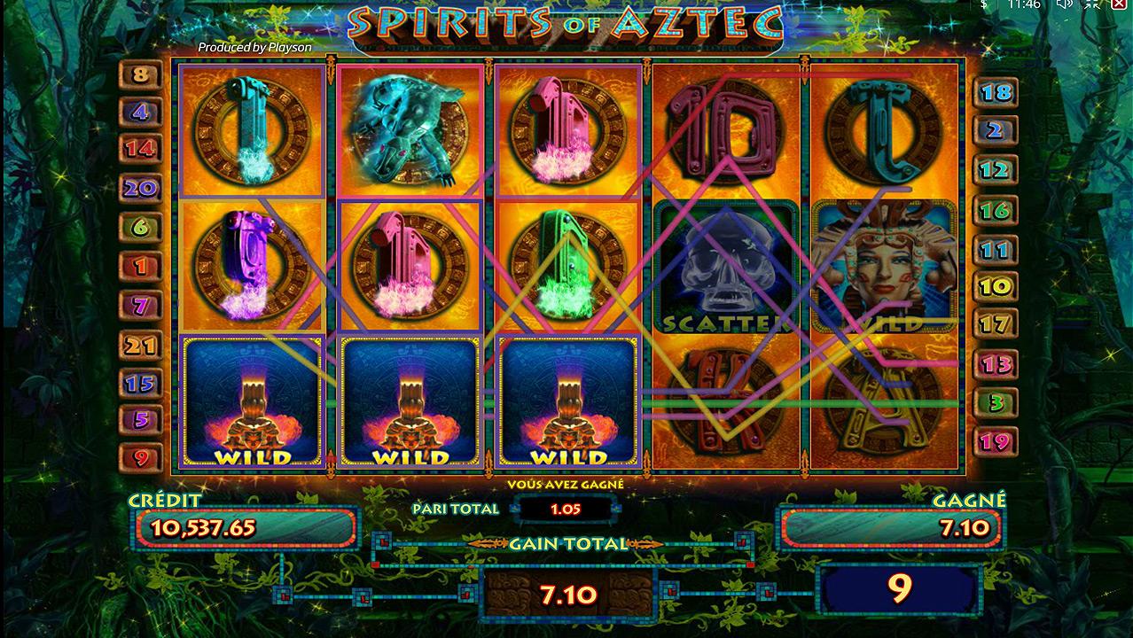 Casino à argent réel — Machines à sous à argent réel en ligne