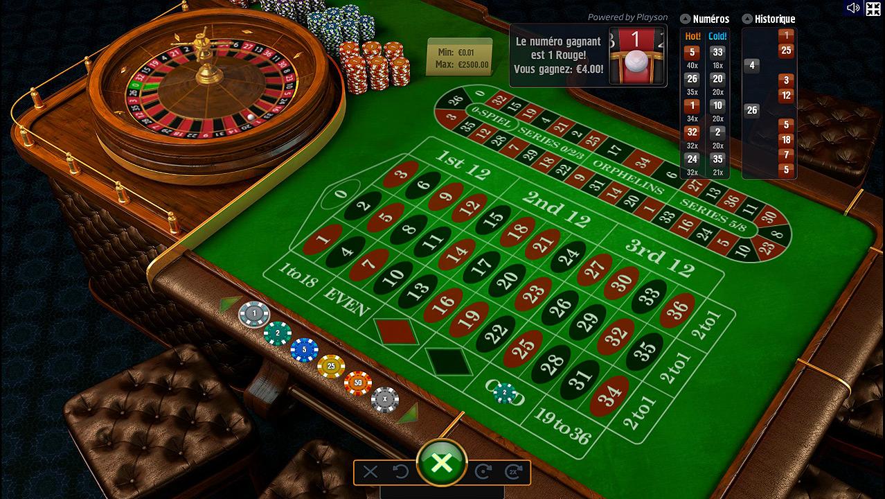casino en ligne technique roulette