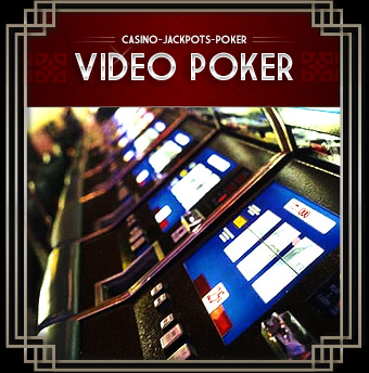 Video Poker en ligne