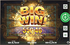 Gros gain (Big Win) sur Viking's Gods Gold !