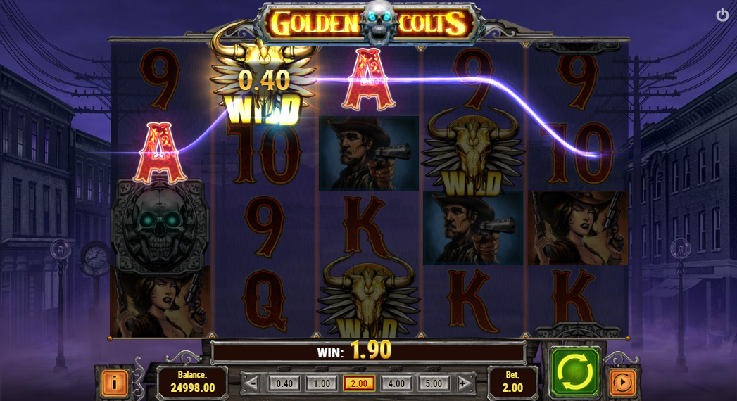 Free spins bovada