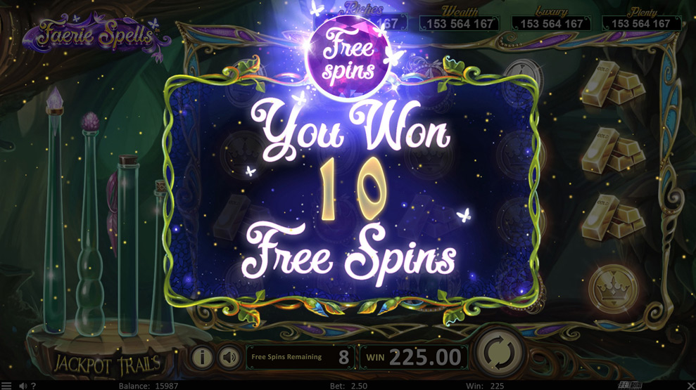 Casinohuone free spins