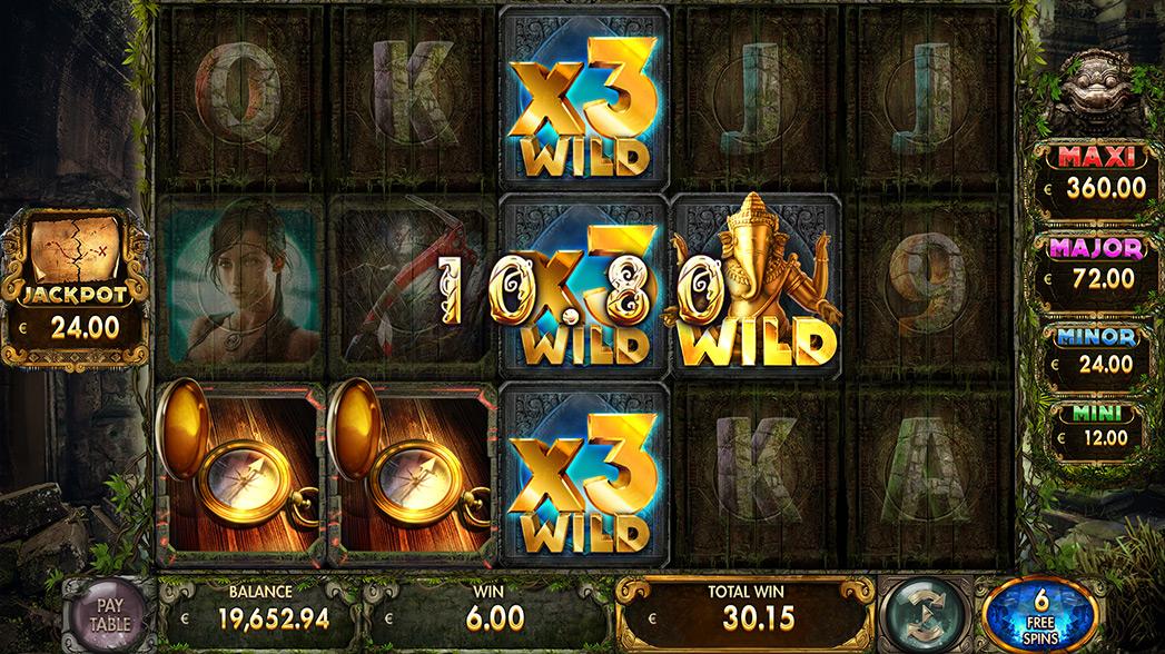 Temple Of Secrets Slot Machine