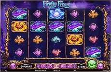 Jeu d'argent Play'n Go : Firefly Frenzy