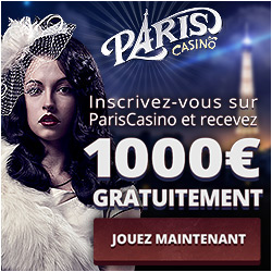 Casino en ligne Paris Casino