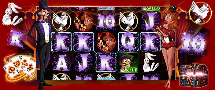 Jeu gratuit de casino machine à sous Magic Touch de Nektan